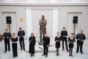 Зарплата актера в театре москва