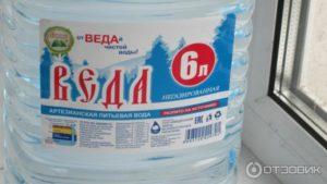 Срок годности бутилированной воды питьевой 19 литров
