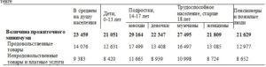 Учитывается ли подоходный налог при расчете прожиточного минимума