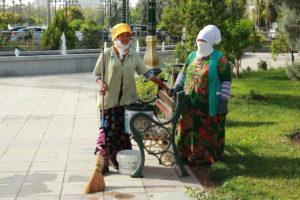 Как живет современная туркмения