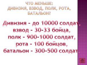 Сколько человек в роте солдат россии