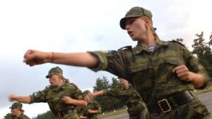 Берут ли в спецназ девушек в россии