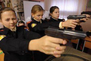 Военные училища в москве после 9 класса для девушек