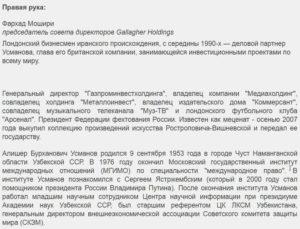 Сайт алишер усманов официальный сайт написать письмо
