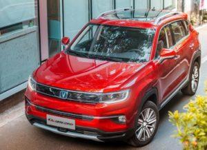 Китайские машины с оцинкованным кузовом 2019