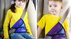 Со скольки лет ребенка можно пристегивать ремнем треугольником